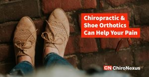 Shoe Orthotics Can Help Ease Chronic Low Back Pain From Wearing Painful Shoes